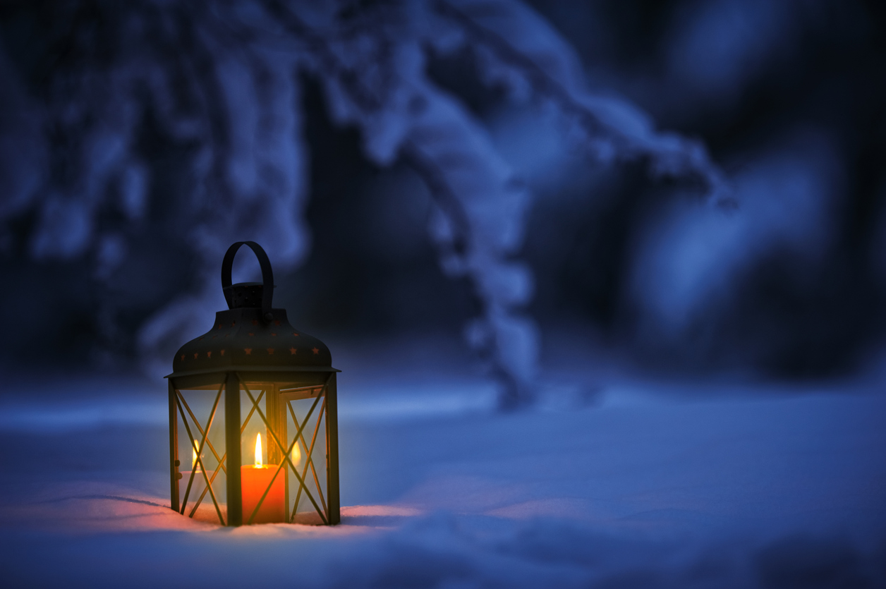 Rauhallista ja levollista joulua