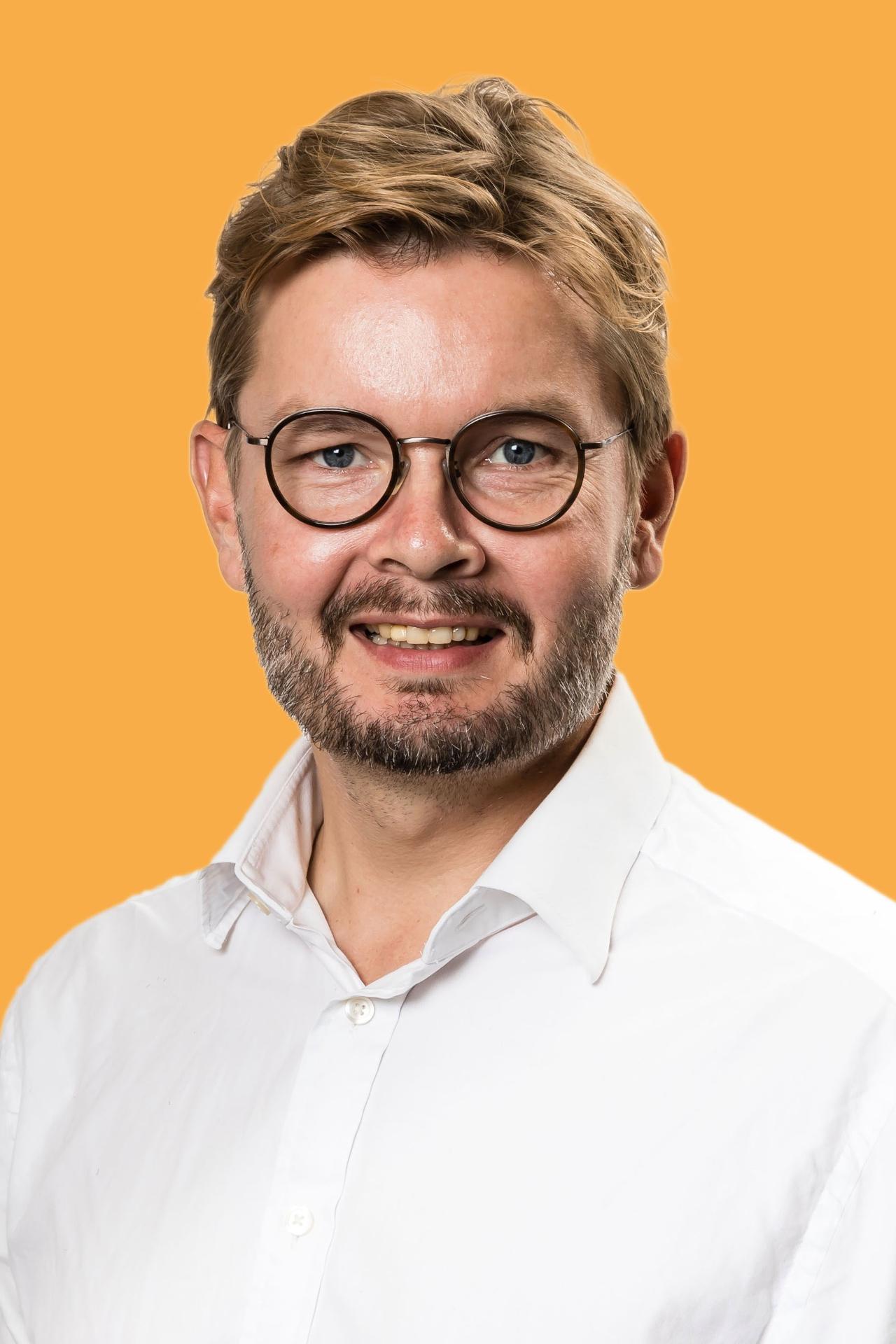 Hallituksen jäsen Otto Mattsson